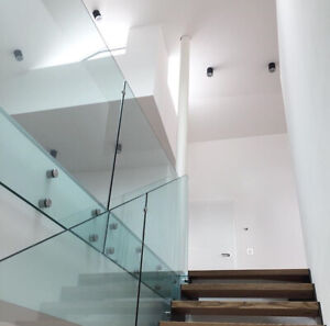 Glass railings with good deal!