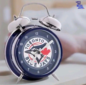 Blue Jaye  Buck Martinez Alarm Clock $100
