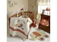 Mams and papas bedding set