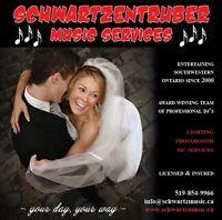 SCHWARTZENTRUBER Music Services - DJ
