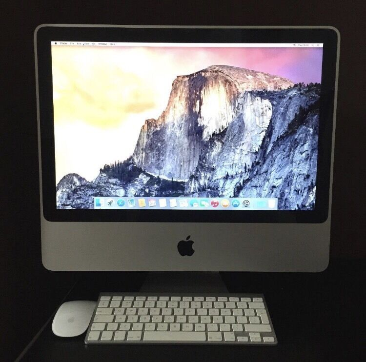 Apple iMac Desktop Computerin Chester, CheshireGumtree - 20 inch iMac desktop computer 2.0GHz Intel Core 2 Duo processor with wireless mouse and keyboard. Good Condition. Please dont hesitate to contact me for more information. Collection Only