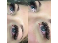 Individual Eyelash Extensions Russian Volume Lashes Basildon Essex