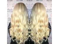 Mobile Hair Extension Technician - Nanos - Tiny Tips - Micros - Tapes - LA Weaves