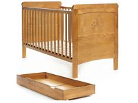 Cot / junior bed Winnie the Pooh