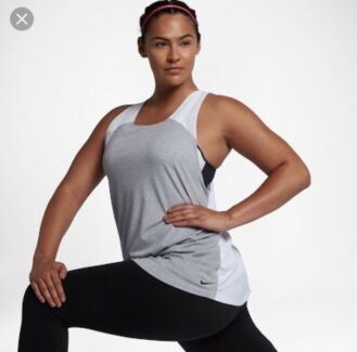 Nike Plus Size Training Tank