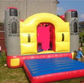 Commercial bouncy castle for sale