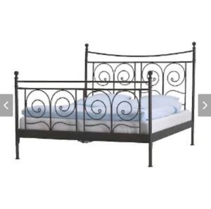 Ikea Queen bed frame