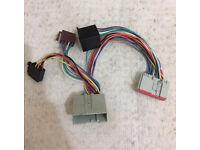 Ford Fiesta parrot handsfree adapter lead