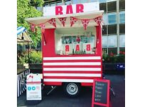 Mobile trailer (bar) - great business opportunity
