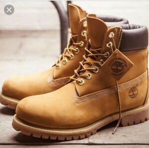 Used timberland boots size 12