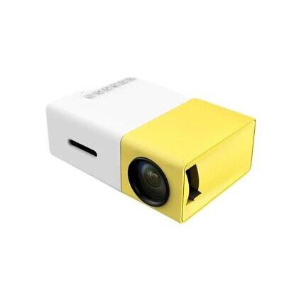 YG300 1080P Home Theater Cinema USB HDMI SD Mini Portable HD LED Projector WiFi