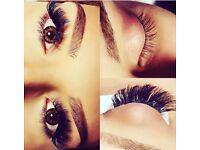 Individual Mink Eyelash Extensions