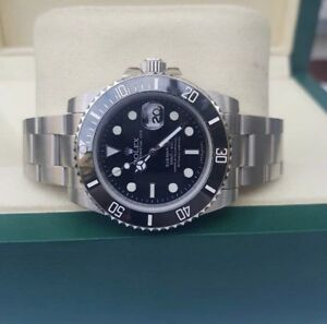 brand new Rolex submarine with box