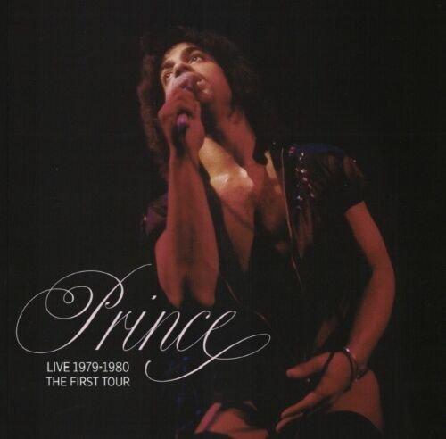 Prince live 1979-1980 : The First Tour - NEW BOOK Limited edition - last copies