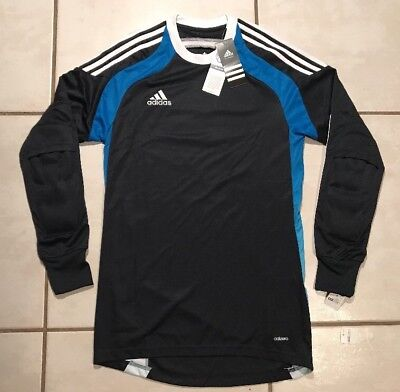 e87408e8be4 NWT ADIDAS Adizero Onore 14 BLACK Goalkeeper Soccer Jersey Men's Large
