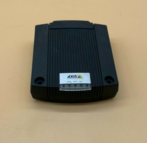 Axis Q7401 Video Encoder Power over Ethernet Video Encoder for CCTV Systems