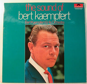 J845 The Sound Of Bert Kaempfert Polydor Sonderauflage