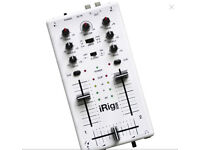 IK Multimedia iRig MIX Mobile Party Mixer for iPhone, iPod Touch and iPad