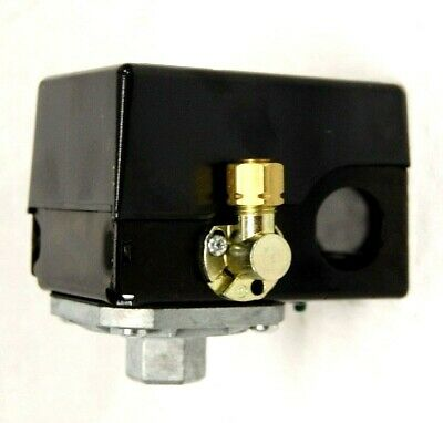 54372834 Ingersoll Rand Ss5l5 Pressure Switch 95-125 Psi Air Compressor Part