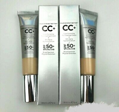IT Cosmetics Your Skin But Better CC+Cream Hydrating SPF50 32ml - MEDIUM/ LIGHT