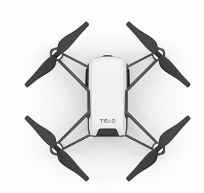 DJI Ryze Tello Quadcopter Drone - White HD VR App Controlled New 720p Camera 5MP