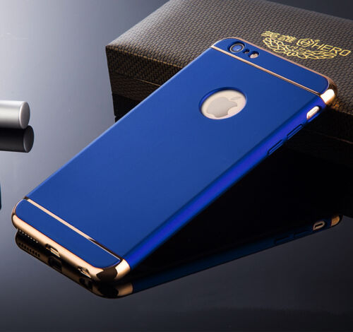 Luxury Ultra-thin Shockproof Armor Case Cover for iPhone 5s 6 7 Plus