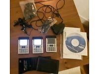 3x Samsung P300 phones