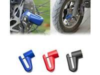 brand new Heavy duty motorcycle disk rotor anti theft lock