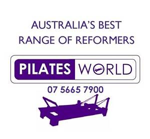 Pilates Reformers Available PILATES WORLD-AUSTRALIA'S BEST RANGE Peregian Beach Noosa Area Preview