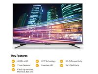 Baird 55 Inch 4K UHD HDR Smart Television (Brand new in box)