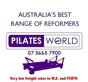 PILATES REFORMERS BY PILATES WORLD - LOWEST FREIGHT RATES TO WA Highgate Perth City Area Preview