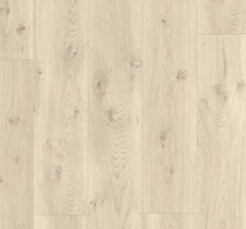 Flooring Warm Grey Luxury Waterproof Vinyl Plank 5 3 Sq M Laminate