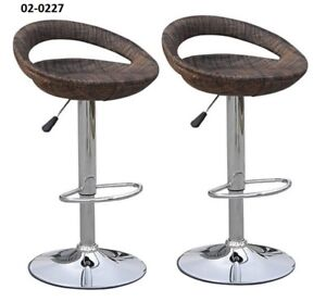 Bar Stools - Set of 2
