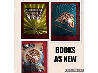 World record books