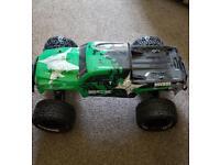 Ruckus 2wd monster truck