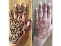 Henna Artist (Free Donation)