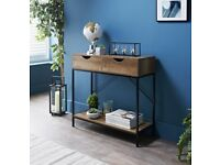 2 Draw Console Table New