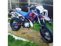 Yamaha DT 125 Supermoto £2000