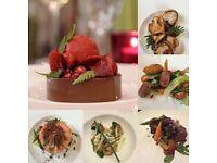 Commis/ Breakfast Chef Table Manors Restaurant