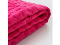 LYCKSELE, Chair-bed cover, Vallarum cerise, IKEA Exeter As-Is, Was £50 #BargainCorner