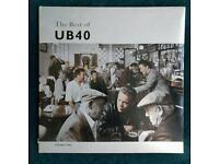 Blondie and UB40 vinyl