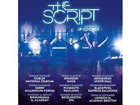 The Script tickets x2 Blackpool 30th Aug