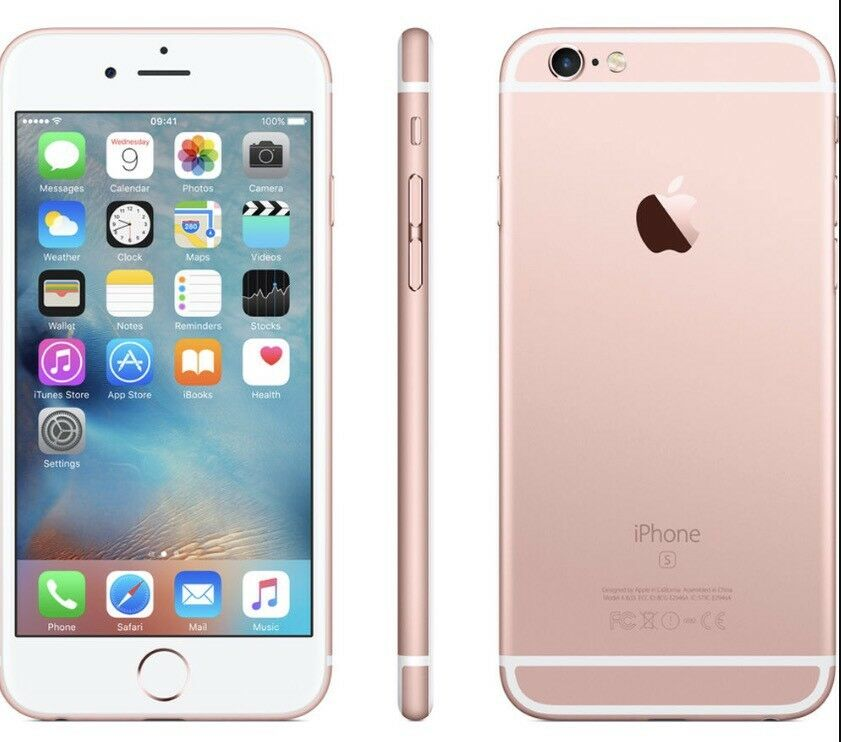 gold iphone 6s iphone 6s gold 64gb in hereford herefordshire 10711