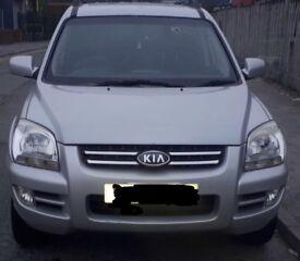Kia Sportage *new clutch*