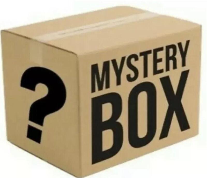 Surprise BOX : VintaGE ,Gillette Razor , Sport Cards,Stamps & more!🔥🔥