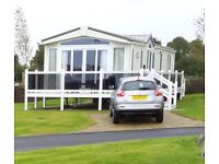 Static caravan for sale at Seton Sands Holiday Village (luxury holiday home near Edinburgh)