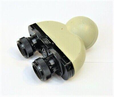 Carl Zeiss Binocular Microscope Head 125 X