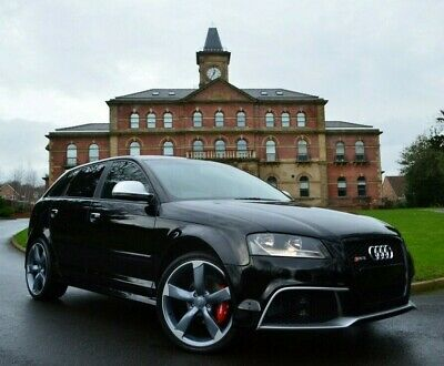 A Medida Visual Accesorios Audi RS3 Estilo 2010 Plus