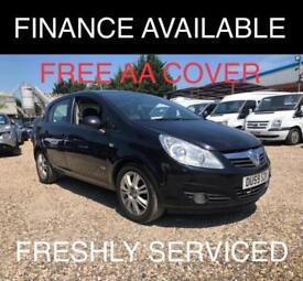 2010 Vauxhall Corsa 1.4 i 16v Design Hatchback 5dr Petrol Manual (a/c) (146