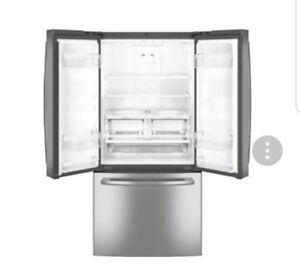 Refrigerateur porte francais GE